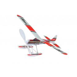 Cessna 172 modèle de caoutchouc
