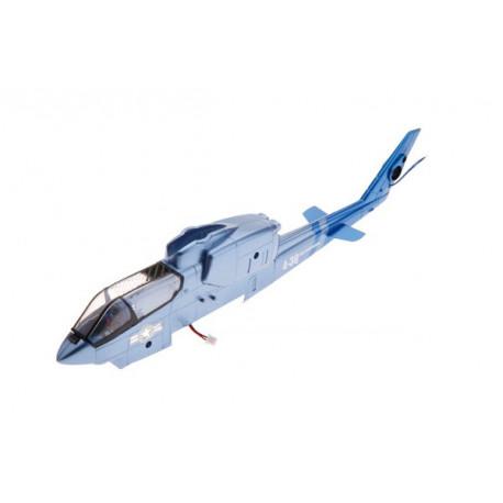HM 4-3Q canopy blue