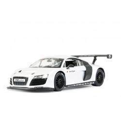 Audi R8 1:14 blanc incl. piles