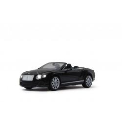 Bentley ContinentalGT SpeedConv.1:12noir