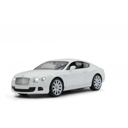 Bentley ContinentalGT Speed1:14 blanc