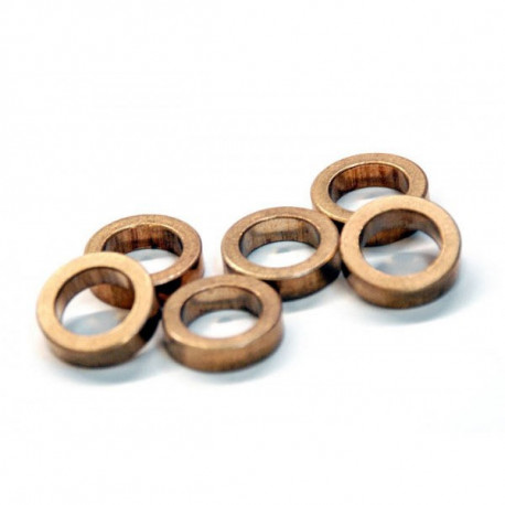 Oil Bearing 15*10*4 6pcs (02079)