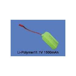DF60 Batterie Li-Polymer 11.1V 1250mAh