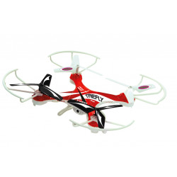 Triefly AHP Quadrocopter with HD Camera