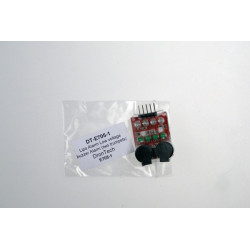 Lipo Alarm Low voltage buzzer Alarm (two trumpets)