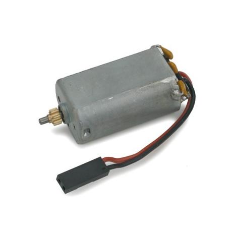 E-flite 180 Motor with 8 teeth 0.5M pinion Left: BCX/2 (EFLH1210)