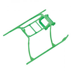 Landing Skid and Battery Mount Set, Glow in the dark: MSR (EFLH3004GL)