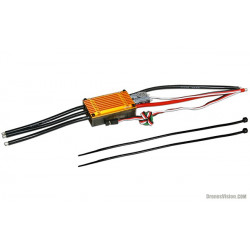 GUEC GE-610 ESC 100A with built-in SBEC