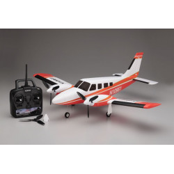 AIRIUM PIPER PA34 VE29 TWIN READYSET - ROUGE (K.10961RS-R)