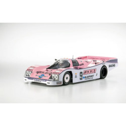 PLAZMA LM 1/12 PORSCHE 962 JOEST RACING No9 CARBON EDITION (K.30926C)