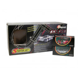 PACK DSLOT43 STARTER SET + MAZDA 787 LM 1991 & RENOWN WINNER (D1434092M787)