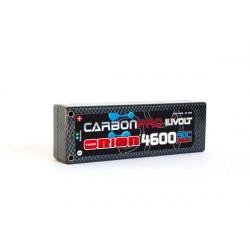 BATTERIE LIPO 3S CARBON PRO 4600-90C (11.1V) / TUBES (ORI14046)