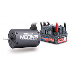 COMBO ORION NEON 8 (4P/2000KV/AXE 5MM/R8 WP 130A 65116) (ORI66094)