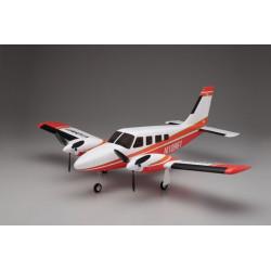 AIRIUM PIPER PA34 VE29 TWIN PIP SET - ROUGE (K.10961R)