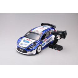DRX VE FORD FIESTA S2000 4WD READYSET EP (KT200) (K.30881RS)
