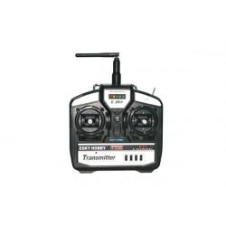 ET4I Radio Control 4 Channels Transmitter (2.4Ghz Mode 2)