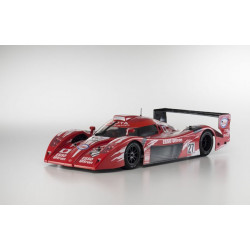 PLAZMA LM 1/12 TOYOTA GT-One TS020 No27 CARBON EDITION (K.30927C)