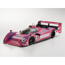 PLAZMA LM 1/12 JAGUAR XJR14 CASTROL No4 CARBON EDITION (K.30928C)