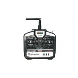 ET4I Radio Control 4 Channels Transmitter (2.4Ghz Mode 1)