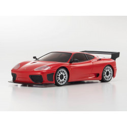 MINIZ MR03 SPORTS 2 FERRARI 360 GTC ROUGE (W-RM/KT19) (K.32238R)