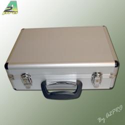 Mallette aluminium pour emetteur (8511)
