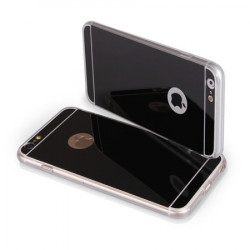 "BACK CASE ""MIRROR"" iPhone 6/6s 4.7"" black"