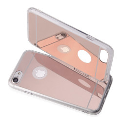 "BACK CASE ""MIRROR"" iPhone 7 rose gold"