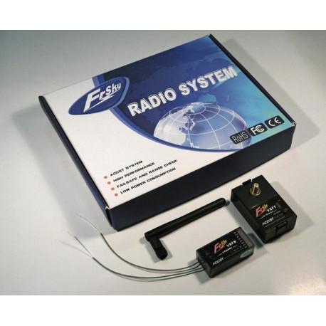 ACCST V8 2.4Ghz Radio Sytem FUTABA Combo (FF-1)