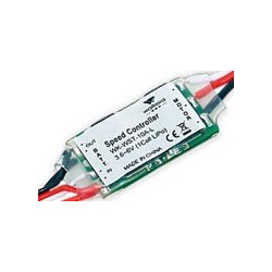 speed controller (upgrade to brushless version)