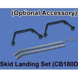skid landing for CB180D (Ref. Scorpio ES121-22)
