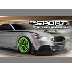 RS4 SPORT 3 MUSTANG 2015 SPEC 5