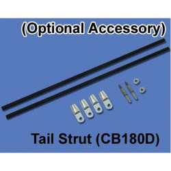 tail strut for CB180D (Ref. Scorpio ES121-25)