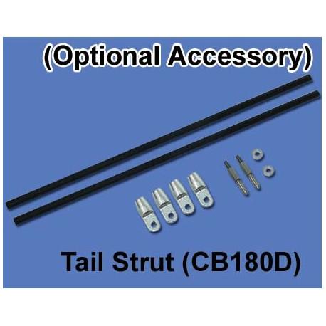 tail strut for CB180D (Ref. Scorpio ES121-25)