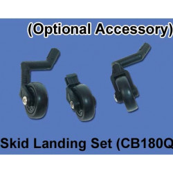 skid landing for CB180Q