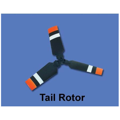 Tail Blade CB180 - Orange (Ref. Scorpio ES121-02)