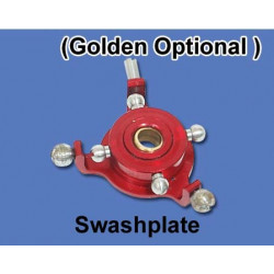 Swashplate - Red (Ref. Scorpio ES121-06)