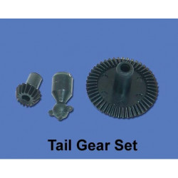 tail gear set (Ref. Scorpio ES121-16)