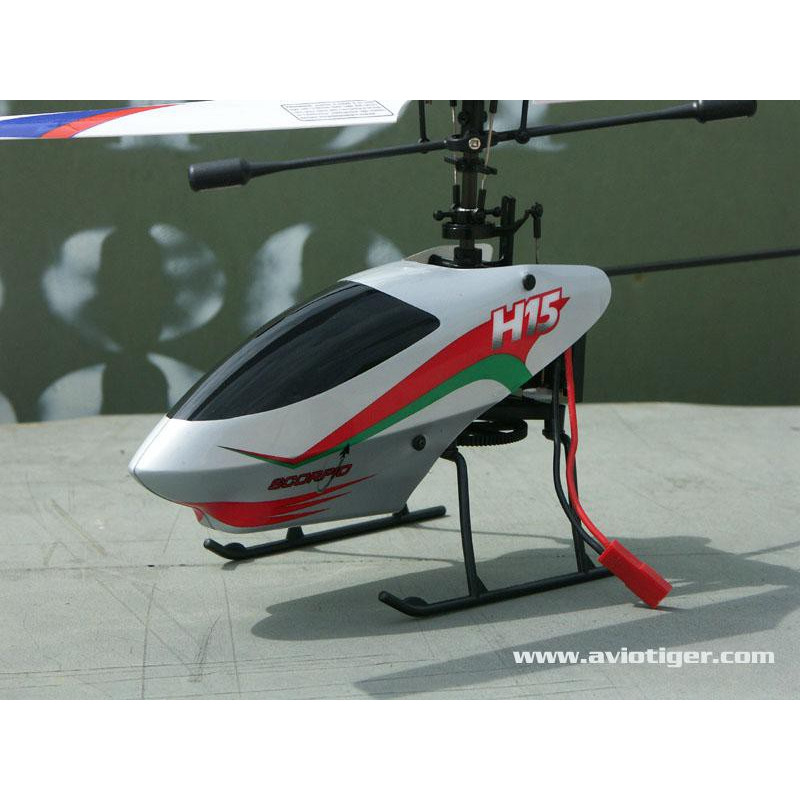 SO H15 241 HELICO MONOROTOR H15 2.4G MODE 1