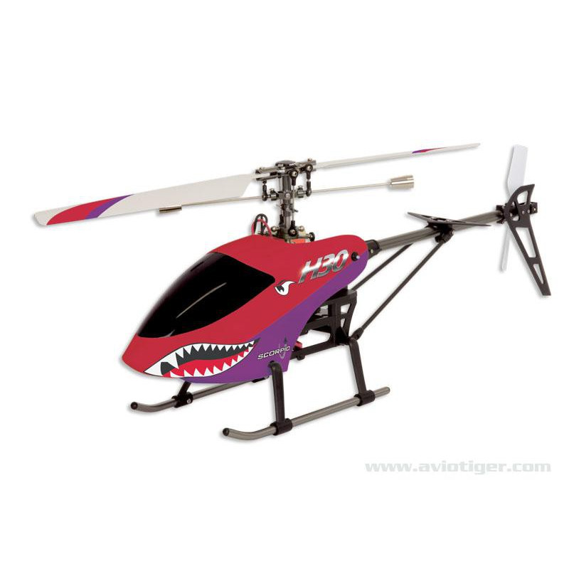 SO H30 241 HELICO MONOROTOR H30 2.4G MODE 1