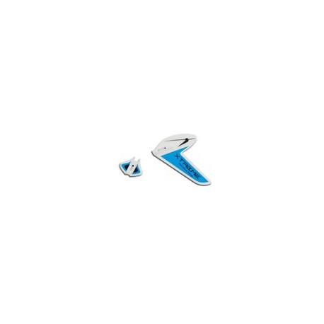 Tail Fins-type B (Blue)