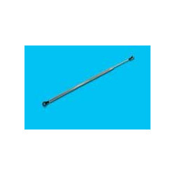 Rudder servo rod