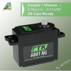 Pro-Tronik Servo 6801 NG-A (76801)