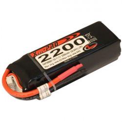 LIPO 11,1V 2200MAH 3S 60C PRO (SAF085501)