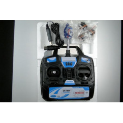 Radio control SKY501 5CH(include 7ch receiver, 9g servo x 3 ,flight SIM, USB Cable)