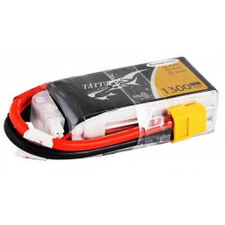 TATTU 1300mAh 11.1V 75C 3S1P Lipo Battery Pack-Victory Limited Edition (TA-75C-1300-3S1P-R)