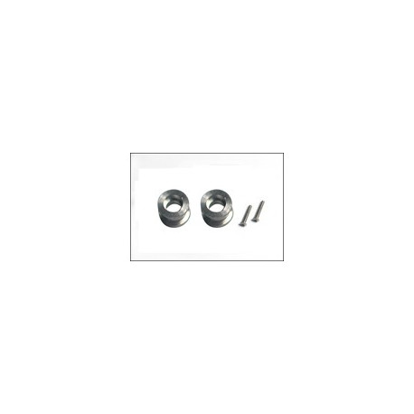 Guide pulley set
