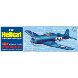 Avion Warbird F6F Hellcat (503 Guillow's)