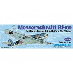 Avion Warbird Messerschmitt BF-109 (505 Guillow's)