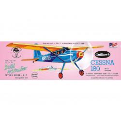 Avion Cessna 180 (601 Guillow's)