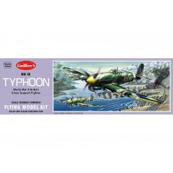 Avion Typhoon (906 Guillow's)
